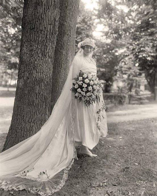 Bride Portrait, 1911