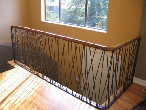 Best Sugarman Rail Modern Staircase Staircase Railing Design 400 x 300