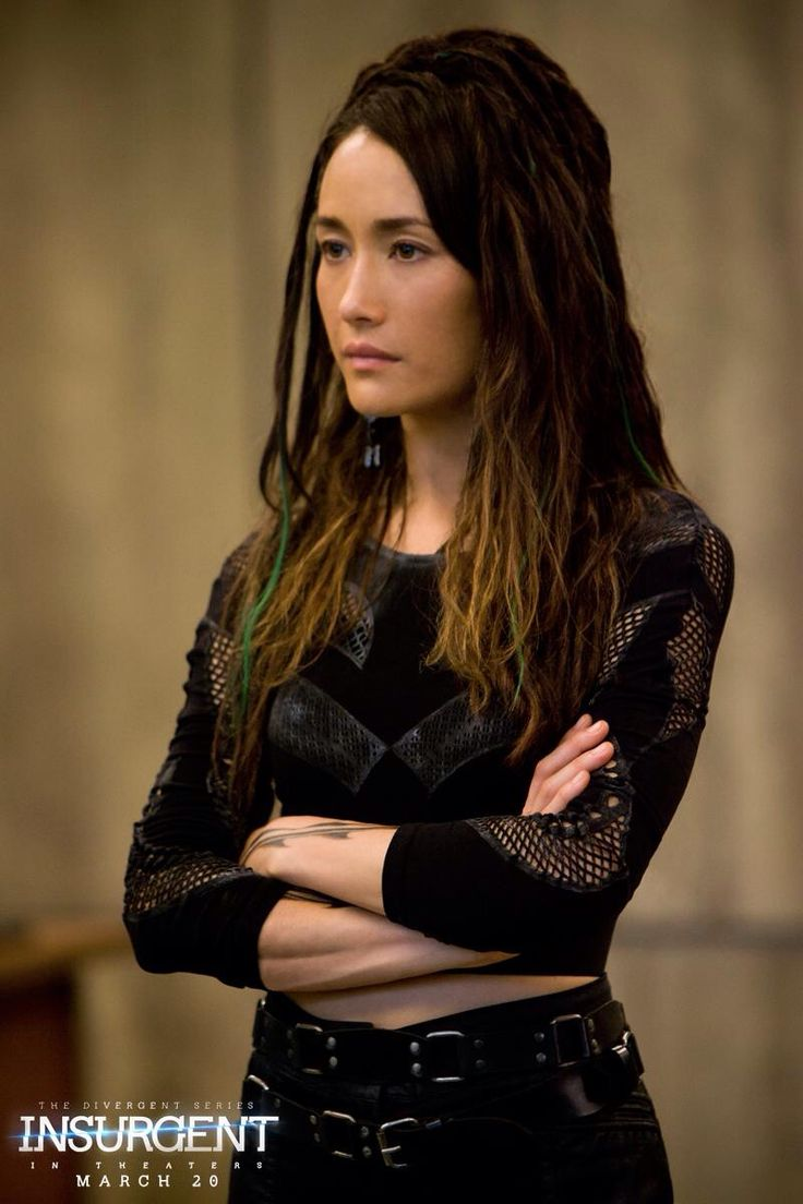 Divergent Challenge-Day 2 My favourite character. Tori (beside Tris)
