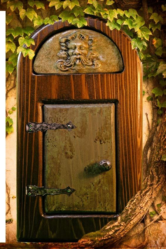 Fairy door fairy doors pinterest for Rachel s fairy doors