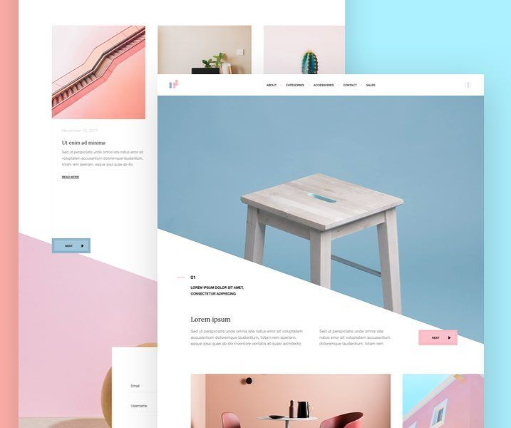 Interior studio website  Outcrowd @outcrowdstudio  #designer #top #landingpage #brandidentity #brand #design #uiux #ui #ux #inspiration #web #dribbble #behance #website #uidesign #uxdesign #graphicdesign #trending #entrepreneur #colors #concept #illustrator #uzersco #typography  #app #mobile #colorful #startup #fashion