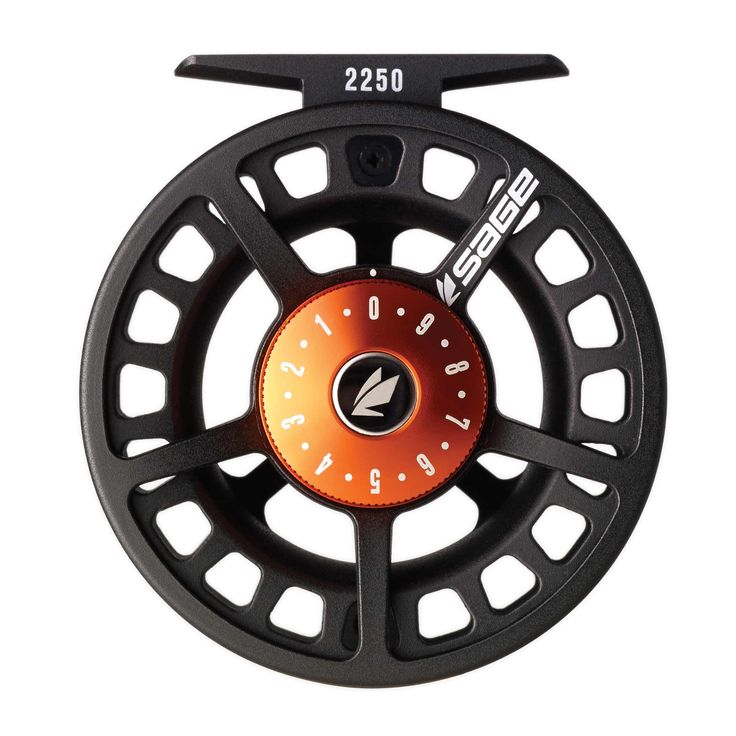 Week Two Prize - Sage 2200 Series fly reel, perfect for your eight weight rod