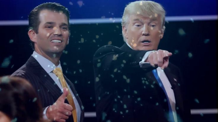 Donald Trump Jr  Is His Own 'Deepthroat'- Hot News USA Today