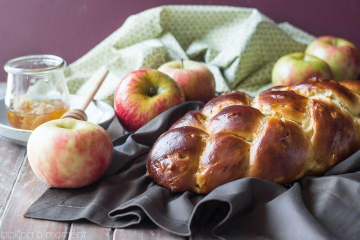 honey apple challah apple recipes bread recipes challah new years ...