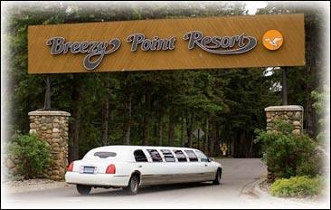 Breezy Point International, a combination timeshare, condo and private home ownership resort.