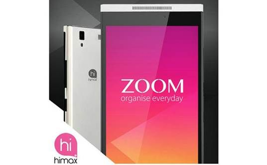 Himax Zoom Review Android 4.4.2 Kitkat
