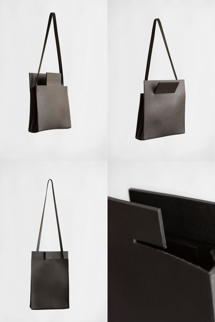 Bolsos de dise o chiyome bags and accessories for Zapateros de diseno minimalista