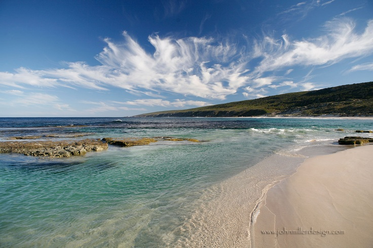 Yallingup Beach, Western Australia. Photo by John Miller Design