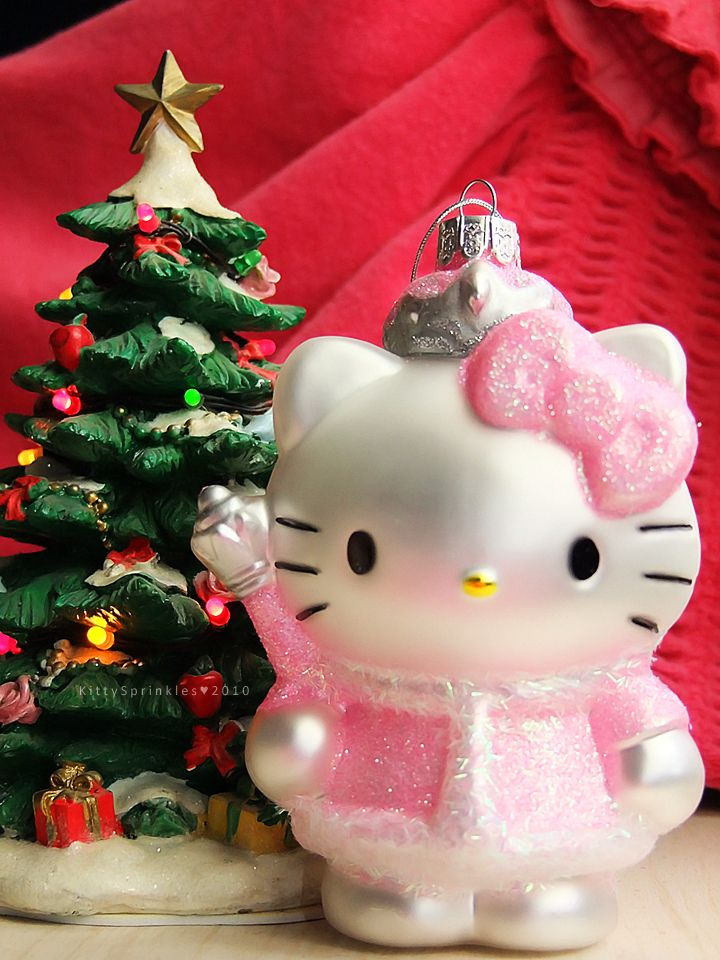 153 best Hello Kitty Christmas images on Pinterest  Hello