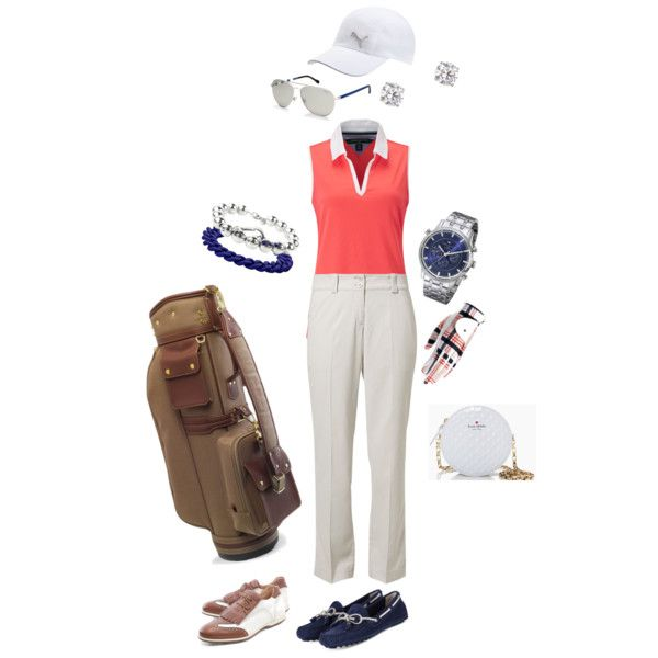 Required Attendance: Golf Outing. If I could afford a golf bag like this, this is how I would accompany it.