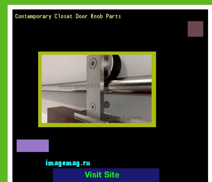Contemporary Closet Door Knob Parts 211011 - The Best Image Search