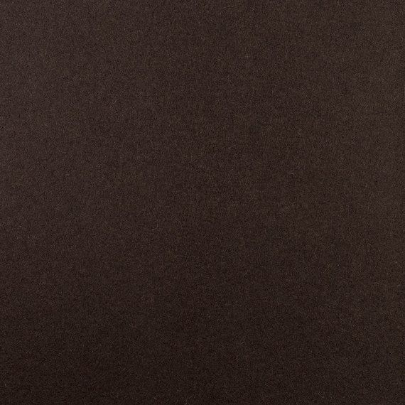 Designer Wool Felt By Foot Chocolate Brown Solid Tone 70 9 Wide X 1 Ft Long X 3mm Or 5mm Thicknesses Available Fabric Decor Fabric Fabric Design