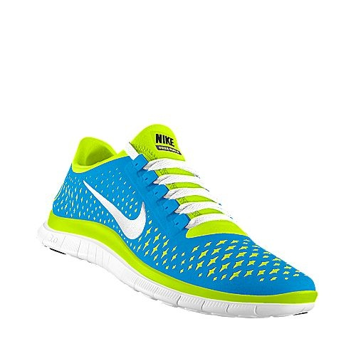 I designed this at NIKEiD Girls Running Shoe! :)