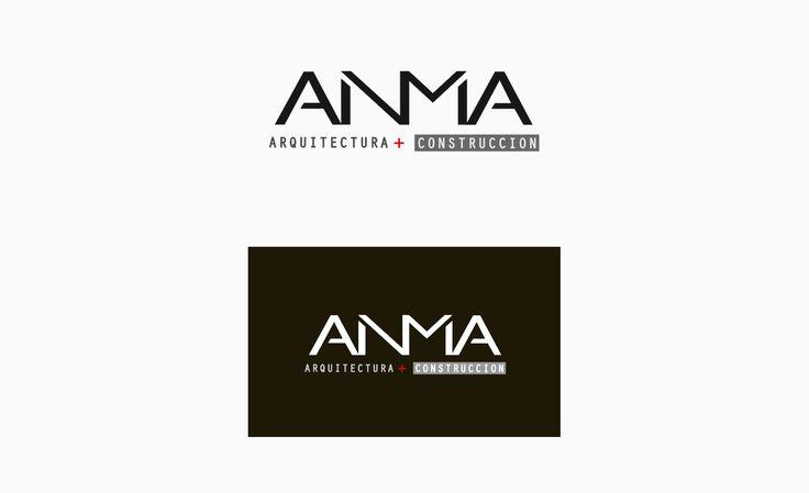Identidad Visual Anma Arquitectura Construcción