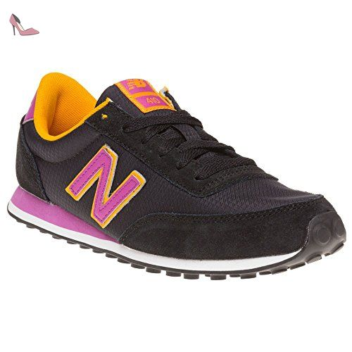 New Balance WL 410 CPB Schuhe black-purple - 40,5 - Chaussures new balance (*Partner-Link)
