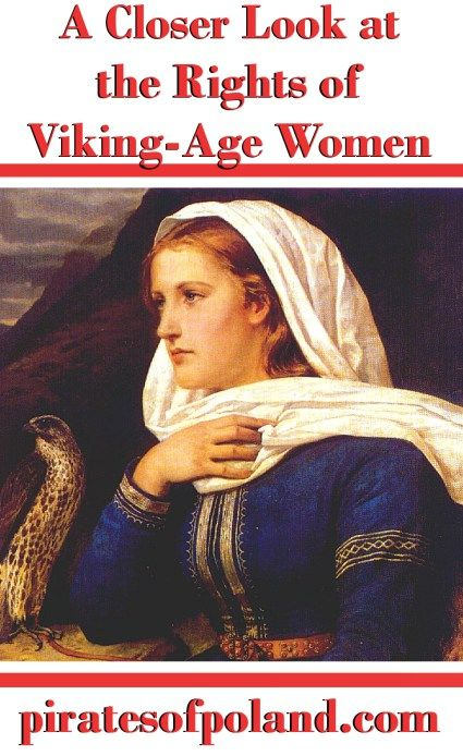 womens rights in viking society