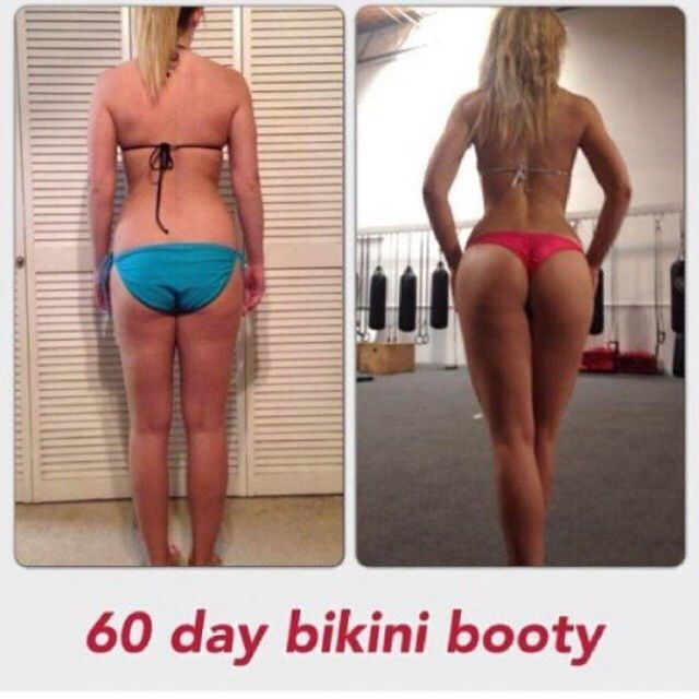 Exercises for bigger buttocks
