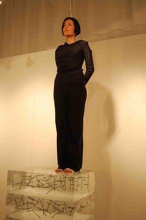 Arte performático de María José Arjona