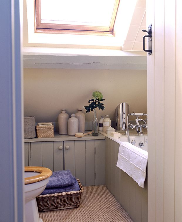 Small spaces: Bathroom ideas - countryliving.co.uk