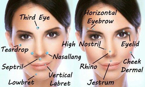 17 best images about facial piercings on pinterest lip