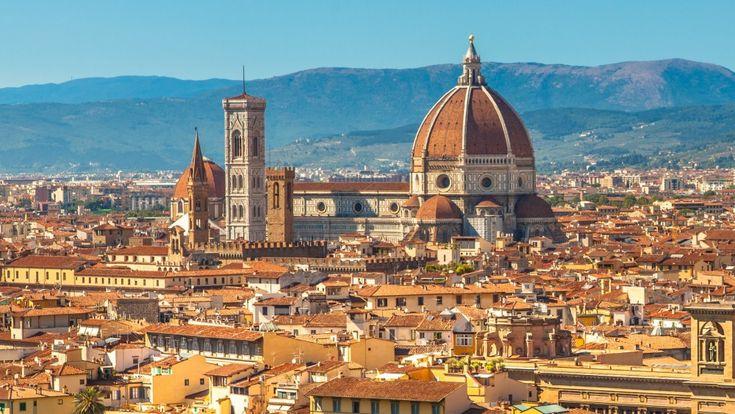 屋根のない博物館フィレンツェ歴史地区を歩いた感想と写真 | 世界一周人