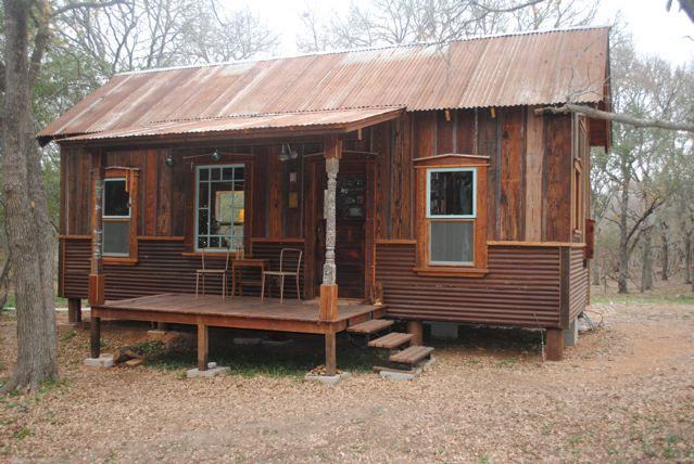 Cowboy Cottage by Tiny Texas Houses