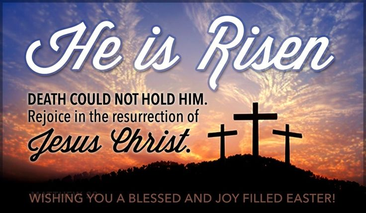 Our Savior has risen! This Easter day, the resurrection of Jesus reminds us that God makes all things new. He has given us the same resurrection power to live free from sin and death and to have a life fully ALIVE! We hope that the below Ea...