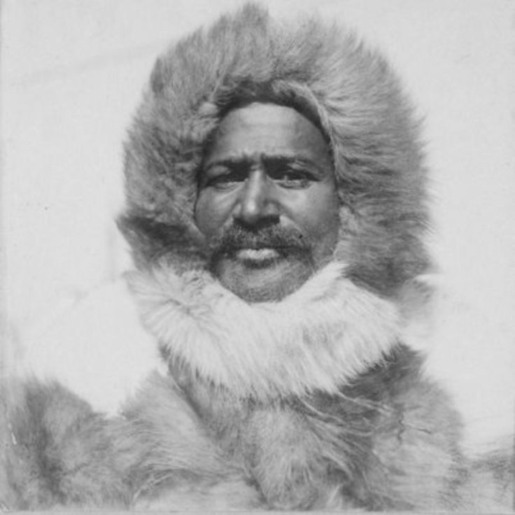 Matthew Henson was an African American explorer best known as the co-discoverer of the North Pole with Robert Edwin Peary in 1909.