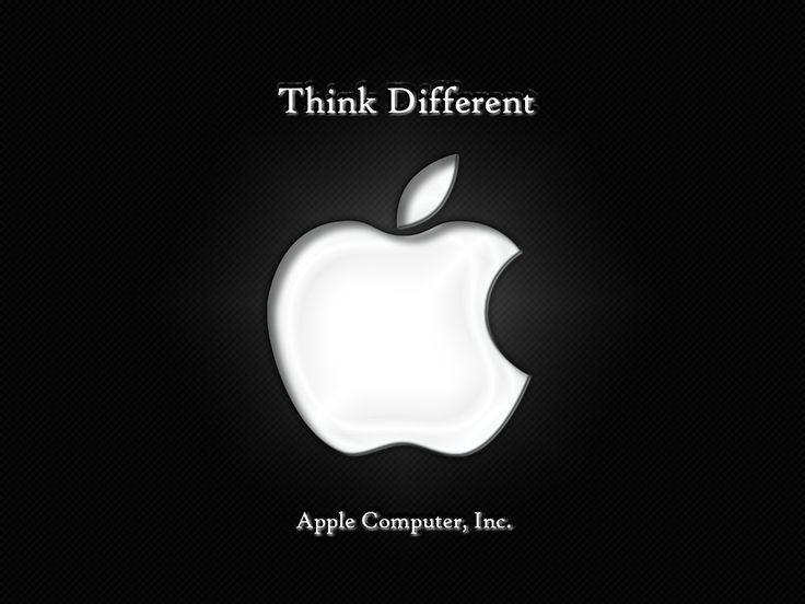 "_ ""Think different""  _ Yes, I do and I say: ""no way !""  _ I like nice products but not at any price.  _ I think different, I want it FREE"
