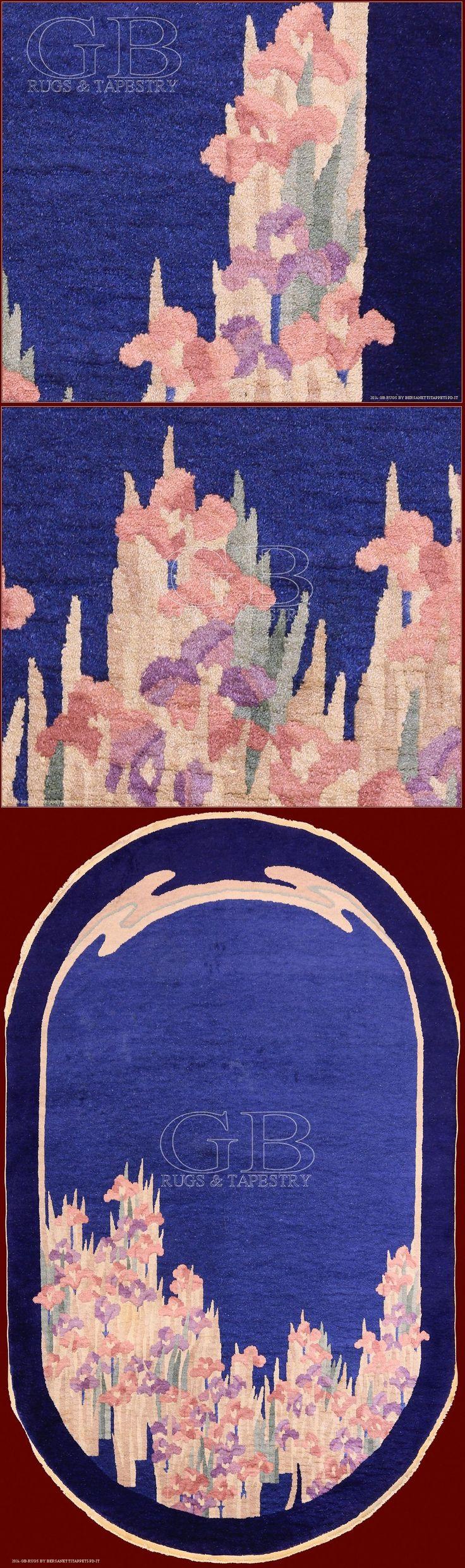 Peching Vintage Carpetcm 220 x 135ft 7'2 x 4'4