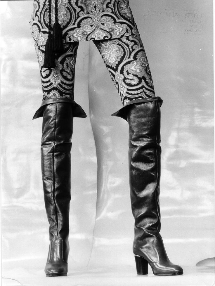 over the knee Palmroth boots - i used to have a pair of these!