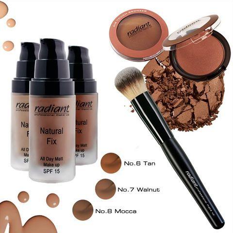 Radiant Professional Make Up #radiant #professional #makeup #bronzer #brushes