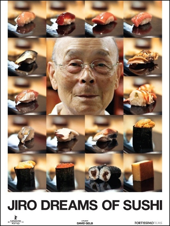 Sukiyabashi Jiro - First sushi chef to obtain a michelin star. Anthony Bourdain says he had his best sushi experience here.