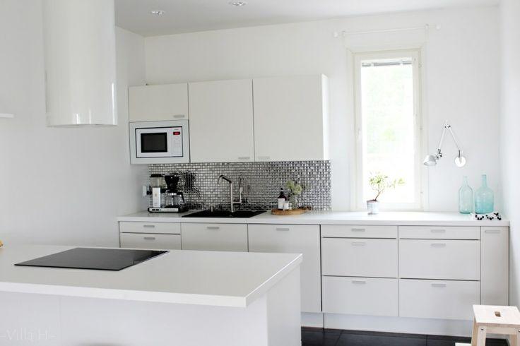 Yksilöllinen Herrala-koti – keittiö