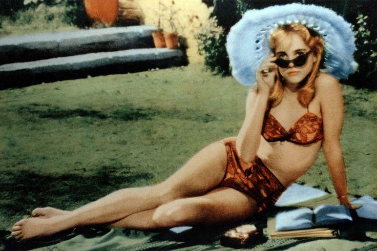 Sue Lyon (Lolita, Stanley Kubrick, 1962)