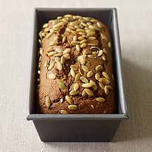 WW Sweet Potato Quick Bread with Pumpkin Seeds:  12 servings; 5 points+ per serving