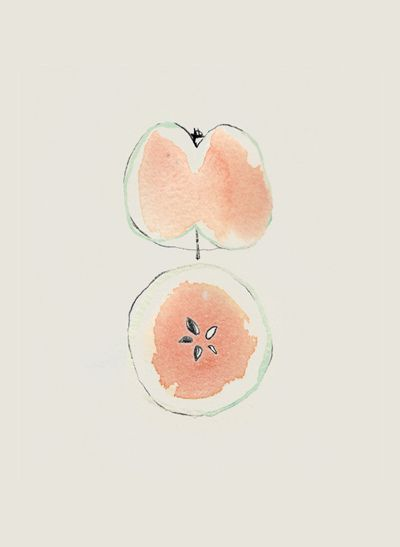 Bernadette Pascua | via fashionable fruit ~ Cityhaüs Design