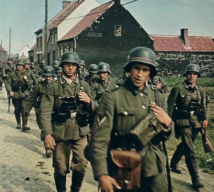 Warriors Rise To Glory Pc: 17 Best Images About The Third Reich In Color On Pinterest