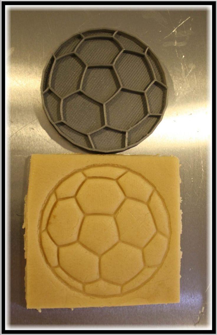 Soccer Ball Image Press. $8.00, via Etsy.