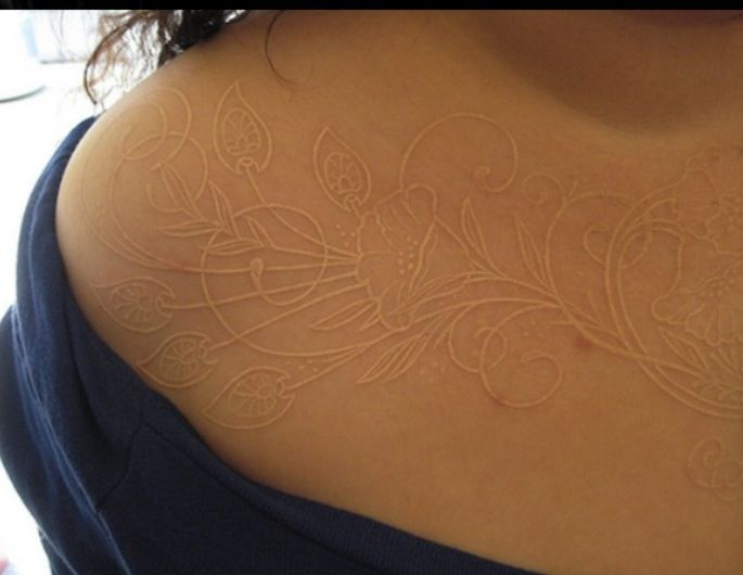 Gold ink tattoo...love this! | Body | Pinterest | Gold ink ...