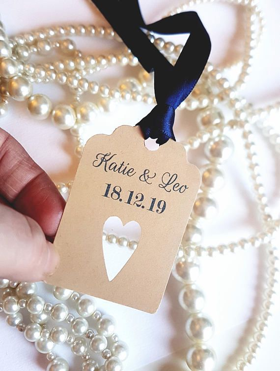 Wedding Favor Tags, Wedding Favours, Personalized Tags, Custom Wedding, Navy Favours, Navy Wedding Favor