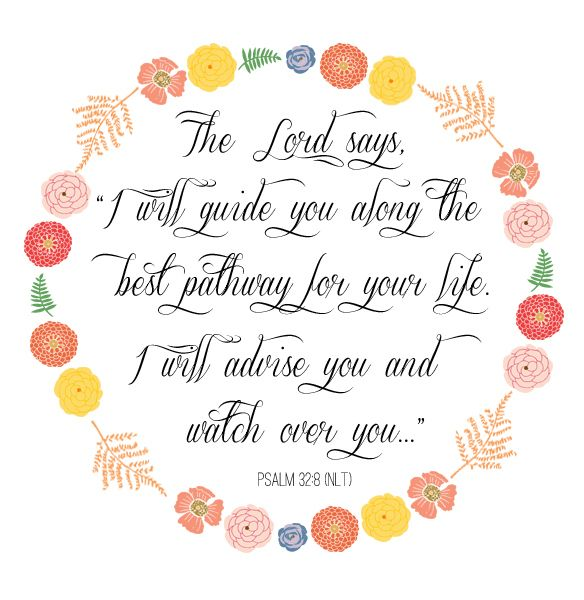 This verse is so comforting, and a great printable for a daily reminder of God's love and promises.  Head to Gospel Girls for a printable Psalm 3:28 scripture card, as well as tons of hope i...
