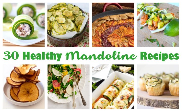 Ready to get slicing? We've put together 30 of our favorite healthy recipes to make good use of your slicer. Don't have aMandoline Sliceryet? Click here. Bring more veggie variety and superfoods into your cooking, cut carbs, explore healthy alternatives from chips to dessert AND easily prepare delish dishes for the whole family that look …