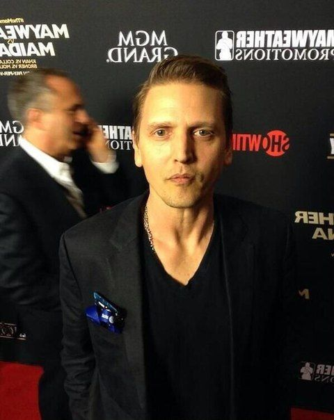 Barry Pepper attends the Mayweather Vs. Maidana Pre-Fight Party Presented By Showtime at MGM Garden Arena on May 3, 2014 in Las Vegas, Nevada.