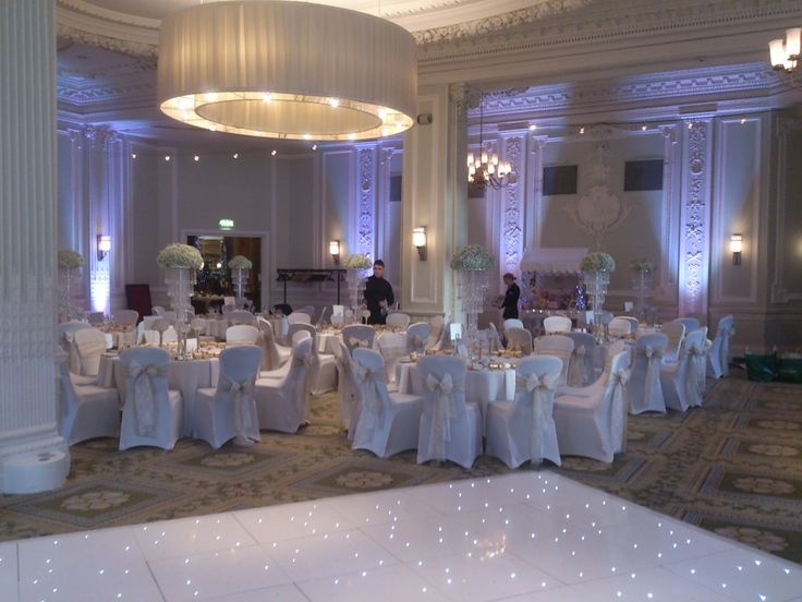 Weddings At The Midland Hotel In Manchester By Award Winning Venue Dressers Woodyatt Warner Who Provide Dressing For Those Special Occasions