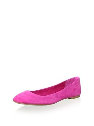 Splendid Women's Newberry Ballet Flat (Grapefruit)