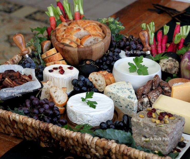 charcuterie: Pork Rillett, Chee Trays, Parties Ideas, Charcutepalooza Chee, Cheese Trays, Chee Buffet, Pork Pate, Charcutepalooza Cassoulet, Appetizers Buffet