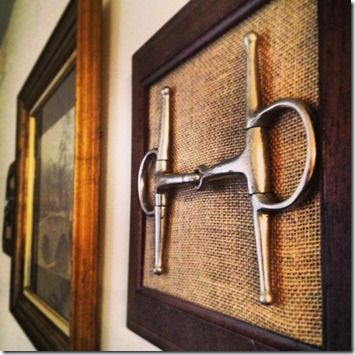 western decor   2013 Western Decorating Trends: Equestrian Home Décor