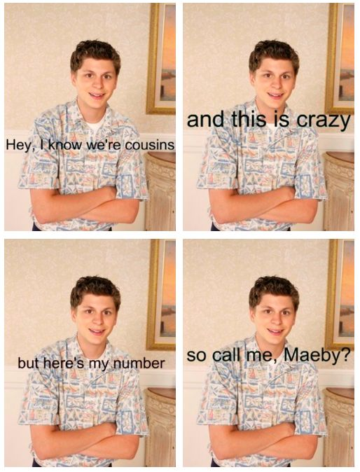 "George Michael Bluth sings ""Call Me Maybe"" on Arrested Development"
