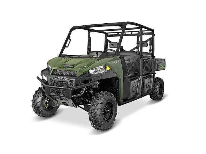 New 2016 Polaris Ranger Crew XP 900-5 ATVs For Sale in Ohio. 2016 Polaris Ranger Crew XP 900-5, Off-road capability for the entire crewPowerful 68 hp ProStar® HO engine features 13% more powerRefined cab comfort and convenience for 5, including industry exclusive Pro-Fit integration